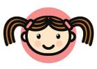 Kleuter girl
