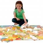 Speelgoed favoriet - Grote vloerpuzzel boerderij