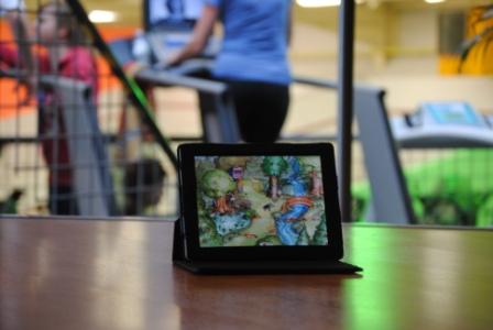 iPad fantastisch voor kinderen en sport
