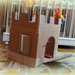Knutselen met kleuters: van kartonnen doos tot kasteel (bis)
