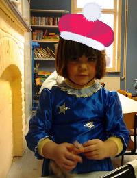 Sinterklaas: Victoria als witte piet