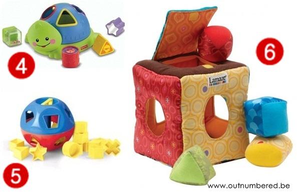 speelgoed fijne motoriek peuter