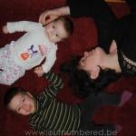Baby speeltijd - 3 speeltips om te doen met kleine babies