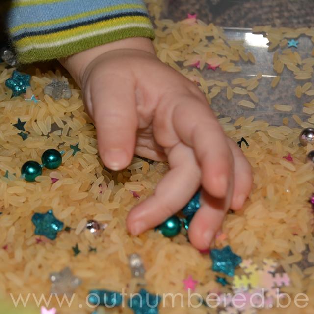 winteractiviteit voor kinderen zintuigen activiteit
