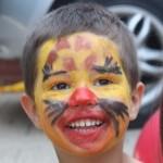 Gezicht schminken voor (en door) kinderen