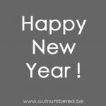 Outnumbered wenst je een goed en creatief 2014!